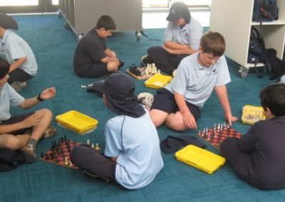 Chess Games In Action