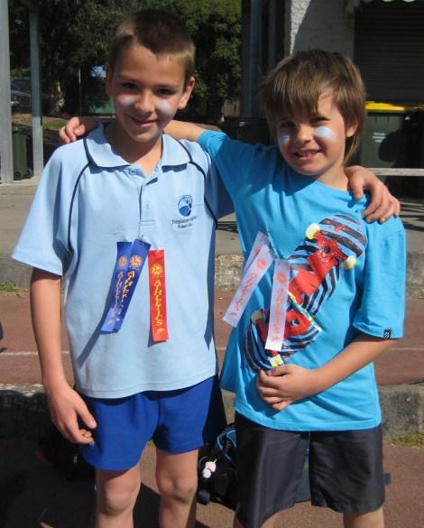 School House Athletic Sports