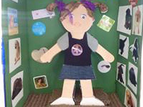 Mini-Me In 3D